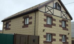 Фасадные материалы «Деке» – качественное решение для любого здания