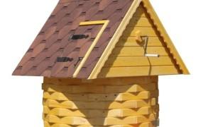 Нужна ли колодцу крыша?