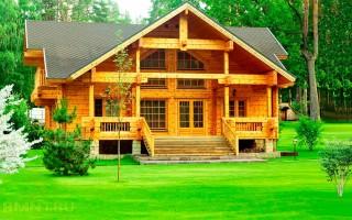 Из чего строим? Строительство частного дома