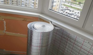 Утепляем балкон (лоджию)