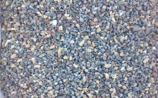 Что такое каменная крошка?