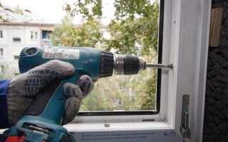 Технология монтажа пластикового окна