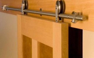 Выбор и установка раздвижных дверей
